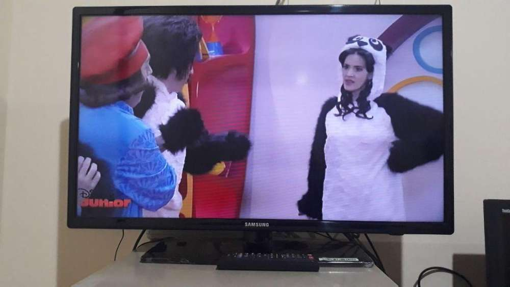 Vendo tv full hd led de 32 y equipo de sonido de oportunidad