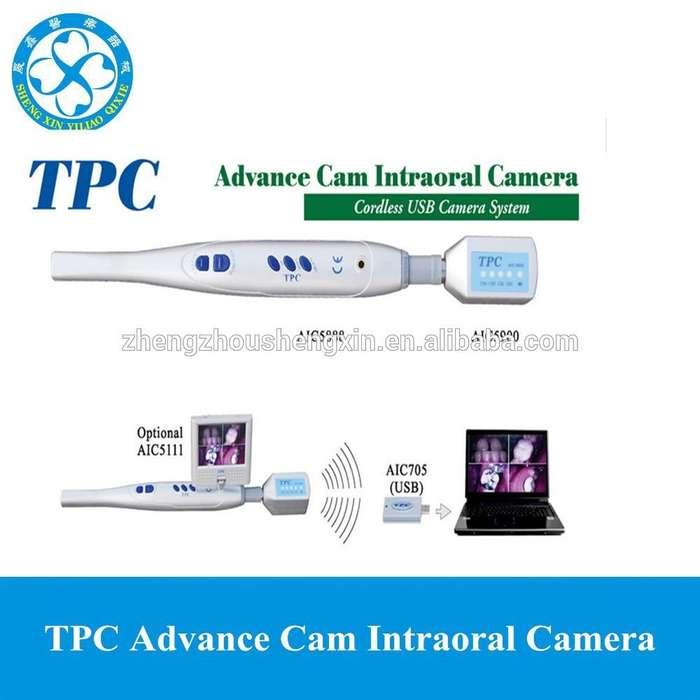 camara intraoral TPC