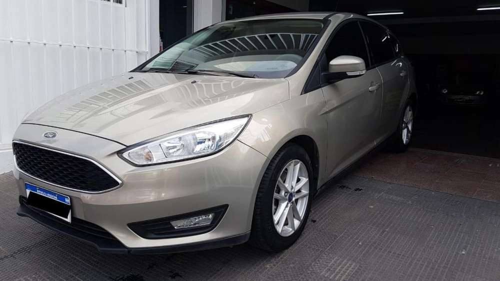 Ford Focus 2016 - 30000 km