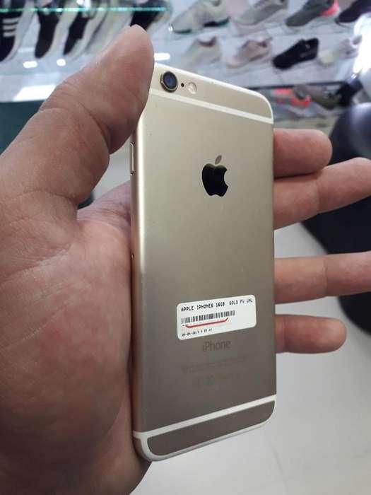 iPhone 6 con Huella