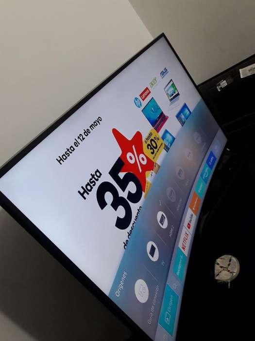Smart Tv Curve 4k Ultra Hd 49 Samsung