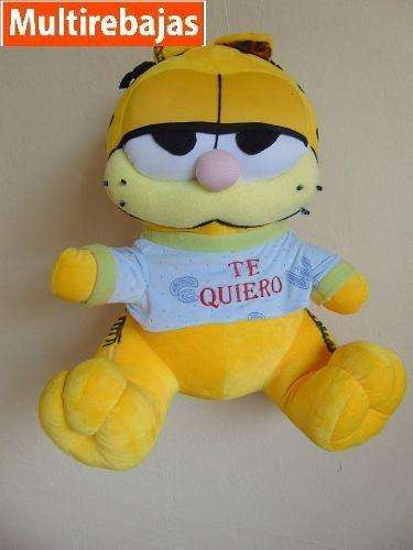 Grande Peluche Gato Garfield De 55cm multirebajas on line