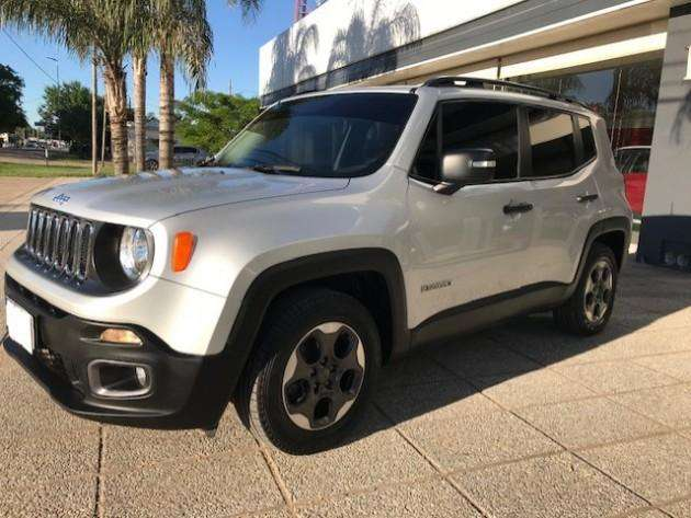 JEEP Renegade 2017 - 45000 km