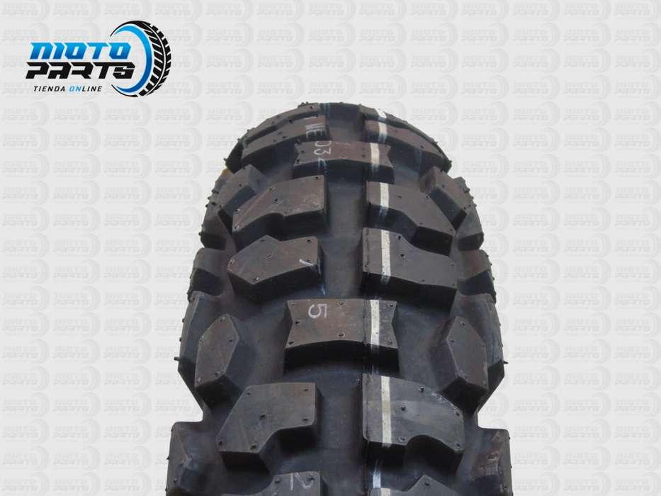 LLANTA MAXXIS Motocicleta R18 460/18 Doble Propósito M6034