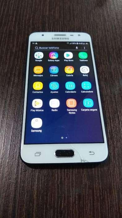 Samsung J5 Prime 4g Flash Frontal Huella