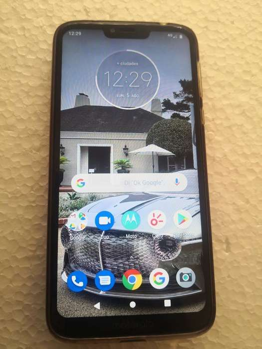 Motorola Moto G7 Power 64gb 4ram