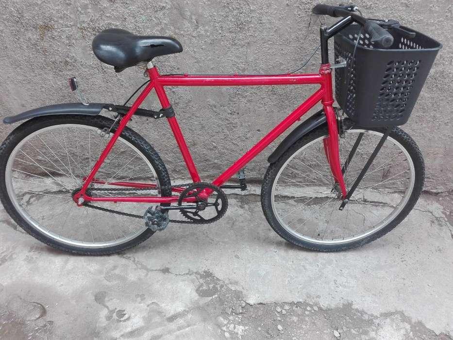 Vendo Bicicleta Montanvai Rodado 26