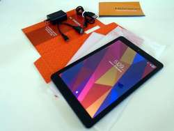 Tablet NUVISION SOLO 8AO TM800A730M Google Android 7.0 16 GB WiFi 8 Pulgadas FullHD
