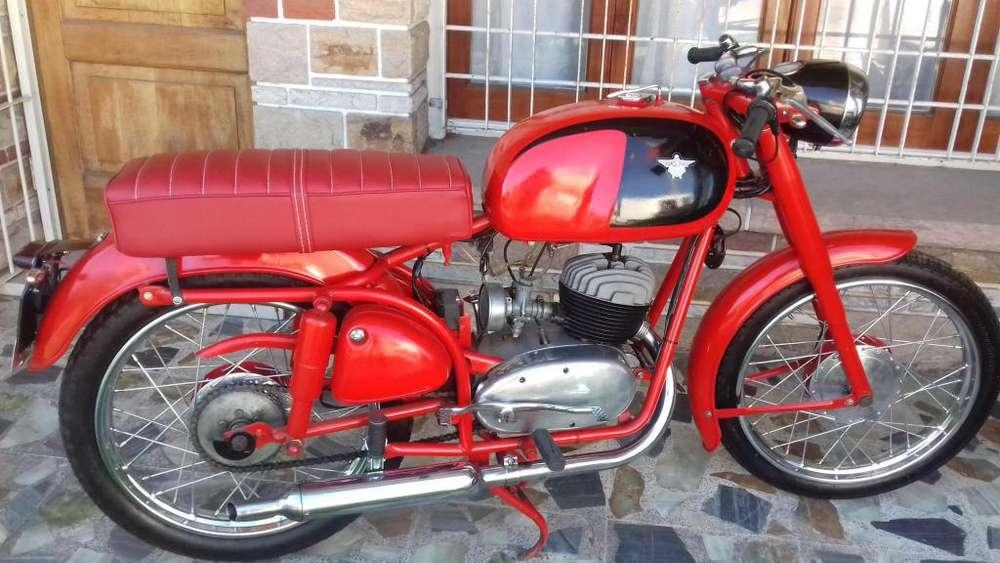 Moto rumi 160