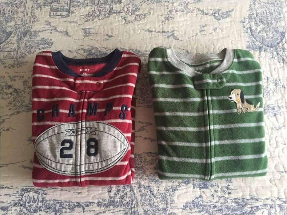 4ce2df61f7 DOS  strong pijamas  strong  IMPORTADAS MARCA CARTER S TALLA 4T
