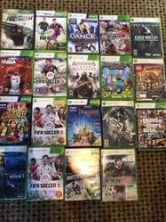 Vendo Juegos Originales Xbox 360