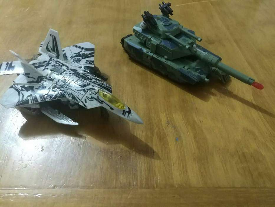 Vendo Transformers Starscream Y Brawl