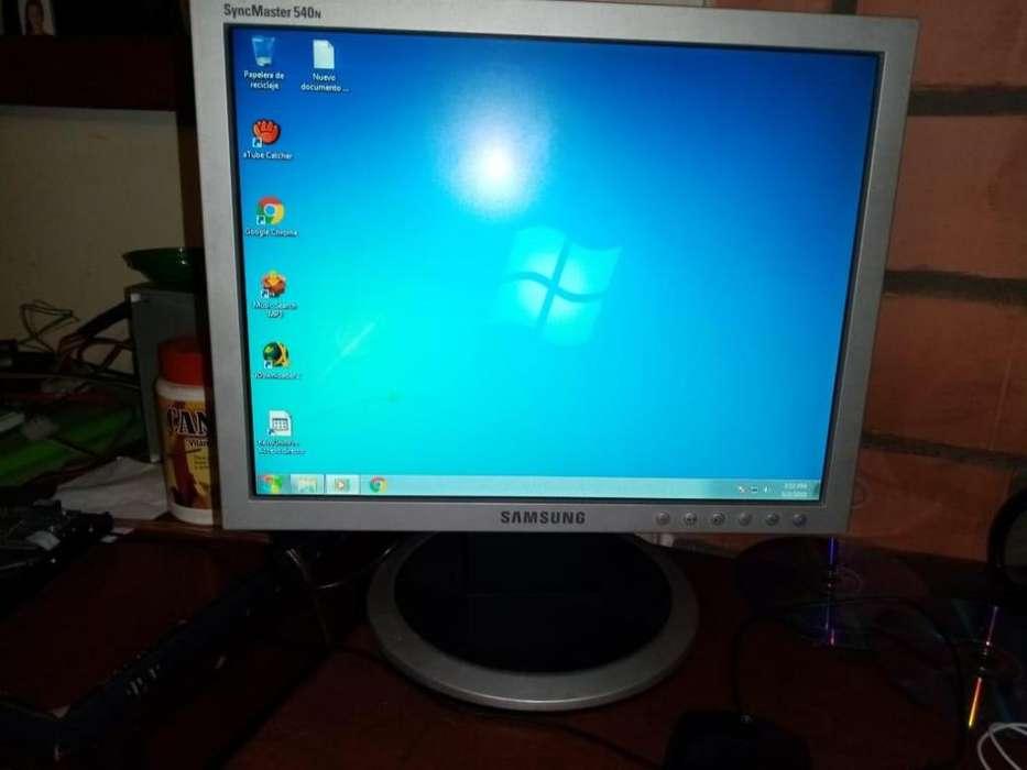 Monitor Lcd de 15p Samsung