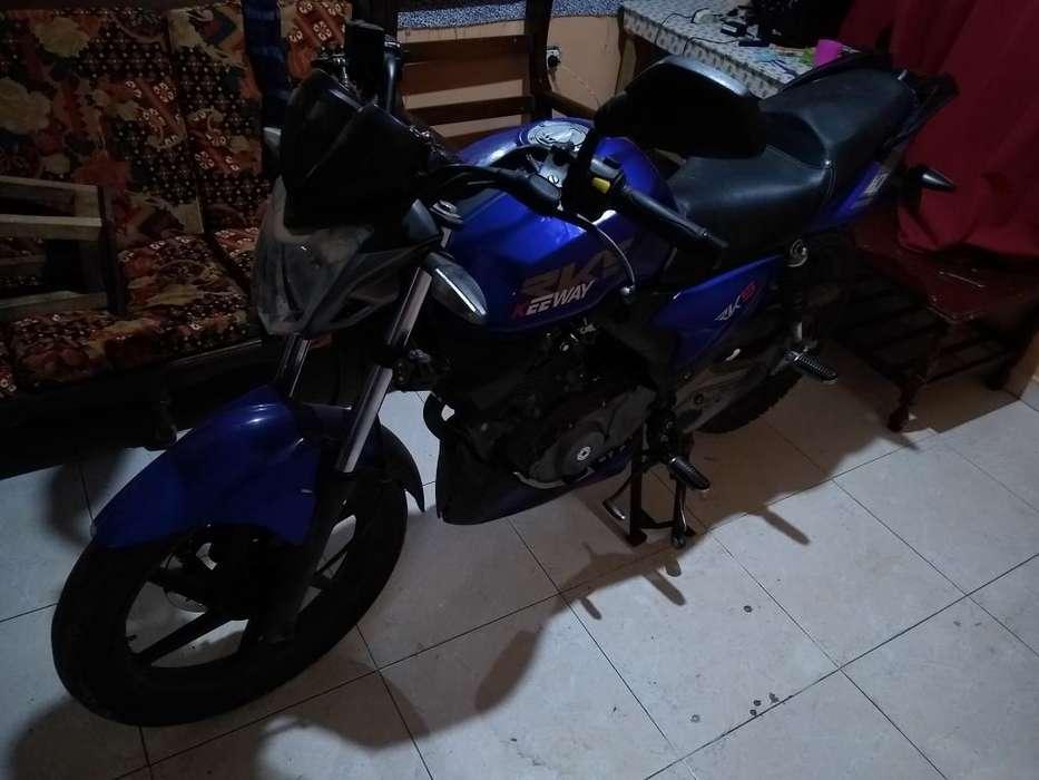 Moto Keeway 125 Rks