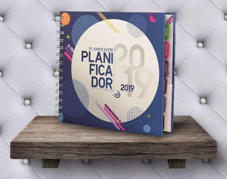 Agendas Planificadores 2019