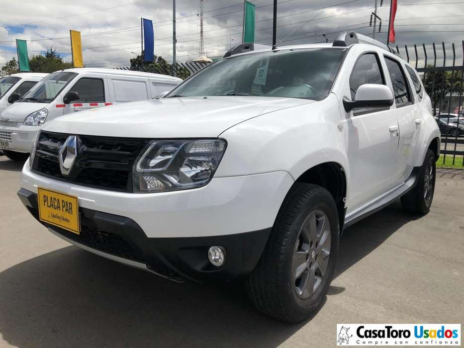 Renault Duster 2017 - 51641 km