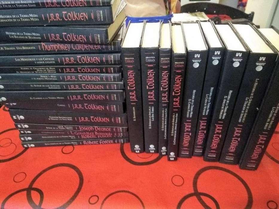 Coleccion Señor de los Anillos JRR Tolkien Ed. Minotauro Planeta DeAgostini