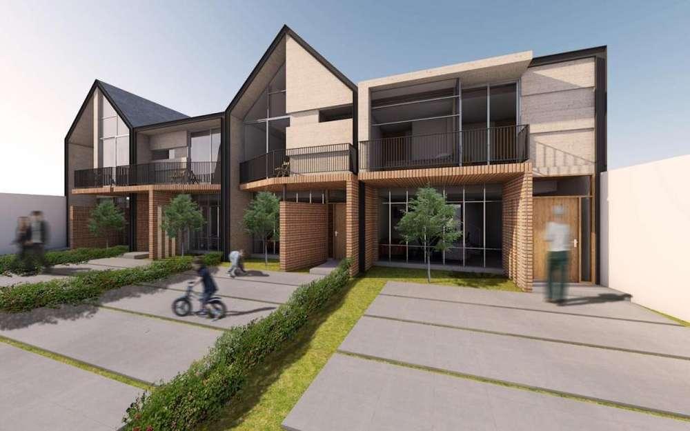 Casa venta con espacio verde frontal posterior Misicata Tilos
