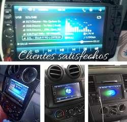 Radio Pantalla MP5 CAMARA REVERSA GRATIS INSTALACION INCLUIDA Mirrorlinl 2 Din HD Android