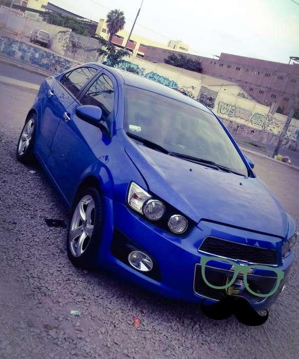 Chevrolet Sonic 2012 - 69900 km