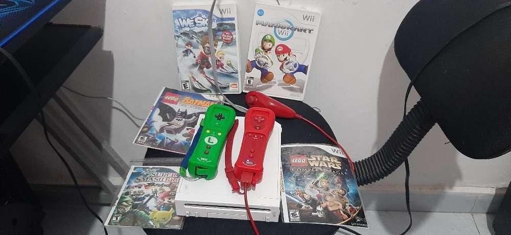 Se Vende Nintendo Wii