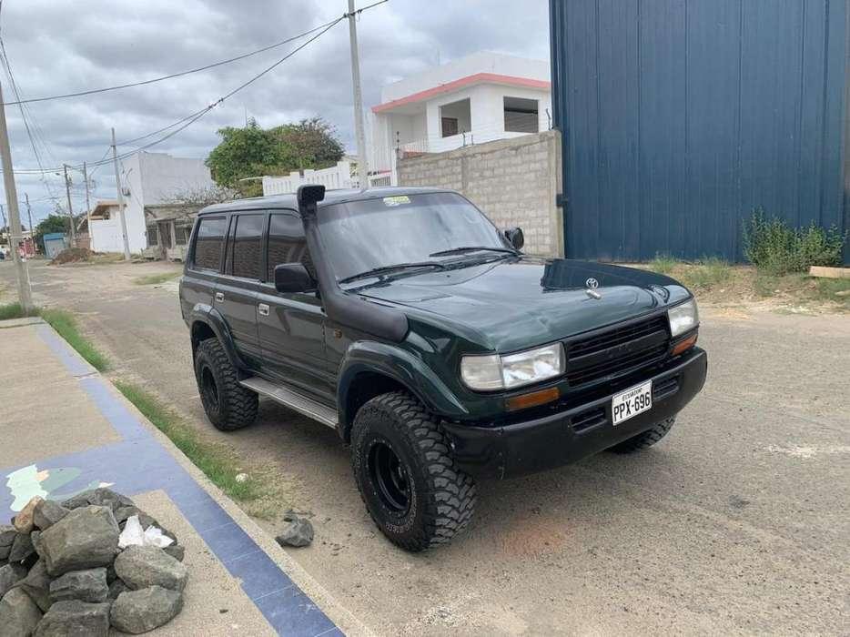 Toyota Land Cruiser 1994 - 0 km