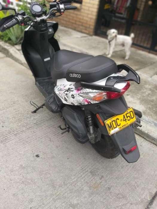 Vendo Moto Agility Auteco
