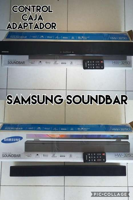 samsung soundbar caja control venta cambio
