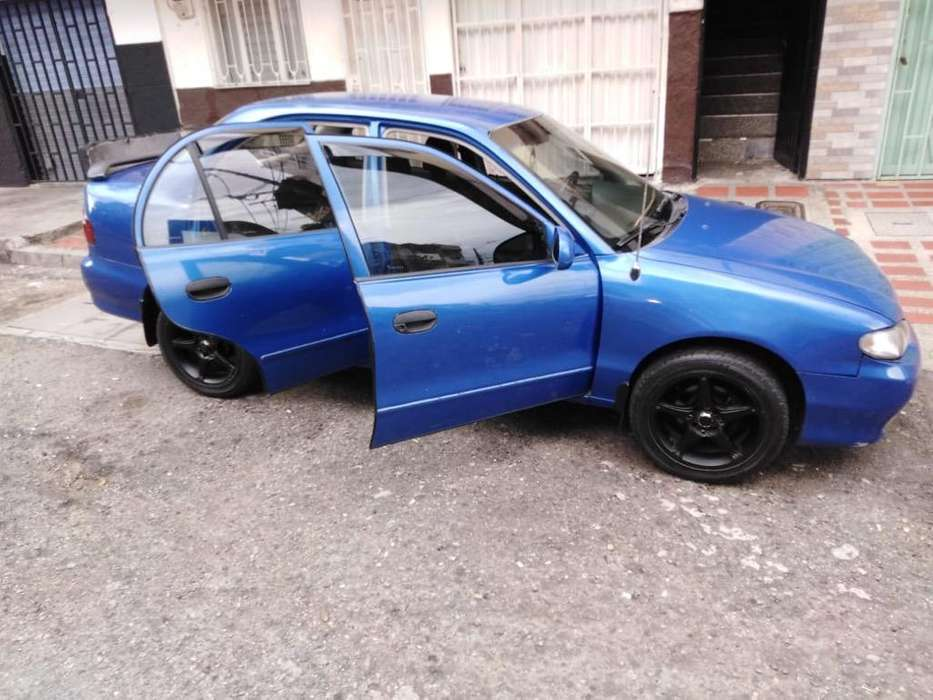 Hyundai Accent 1998 - 2000 km