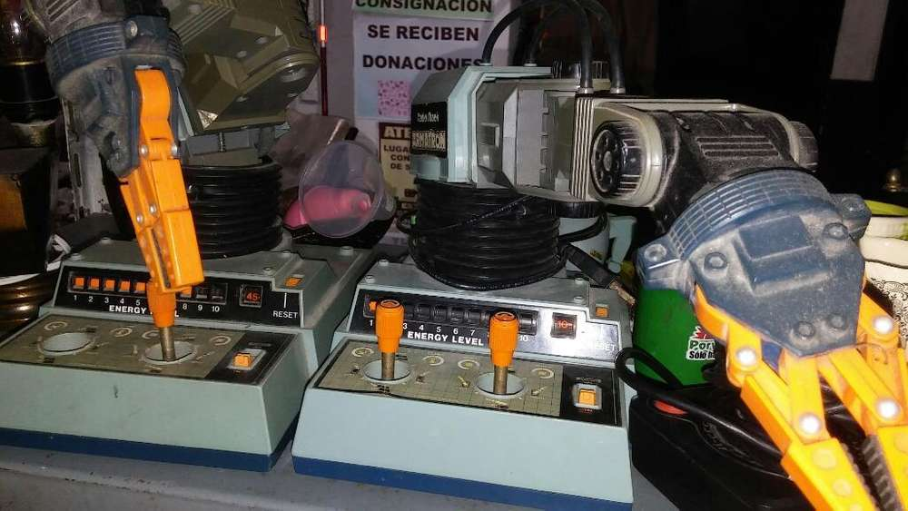 Brazos Robotico Japones 1998 Funcional
