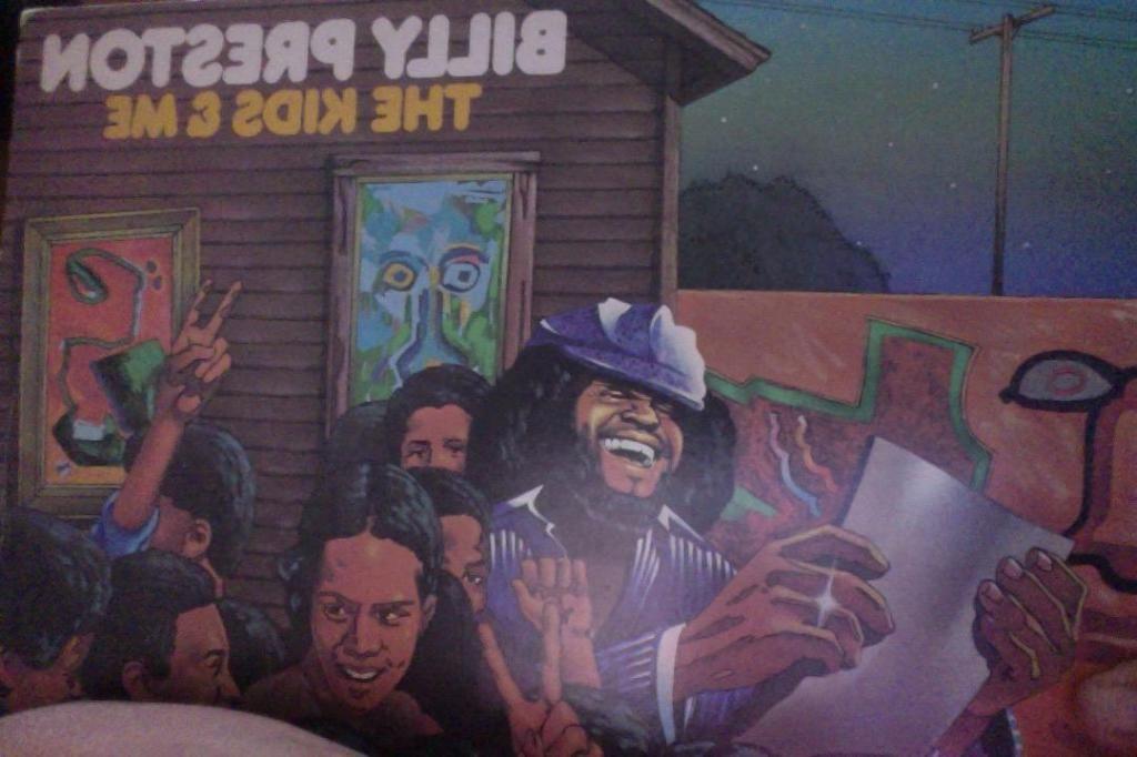 bill preston soul vinyl