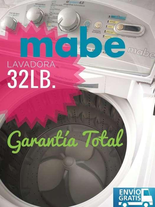 Lavadora 32 Libras