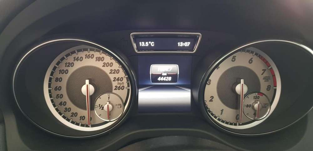 Mercedes-Benz Clase C 2013 - 44420 km