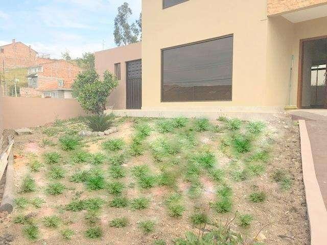 Casa nueva en alquiler con áreas verdes sector Cdla. Las Pencas 650dlrs.