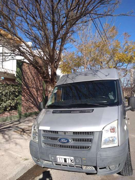 Oportunidad Vendo Impecable Ford Transit