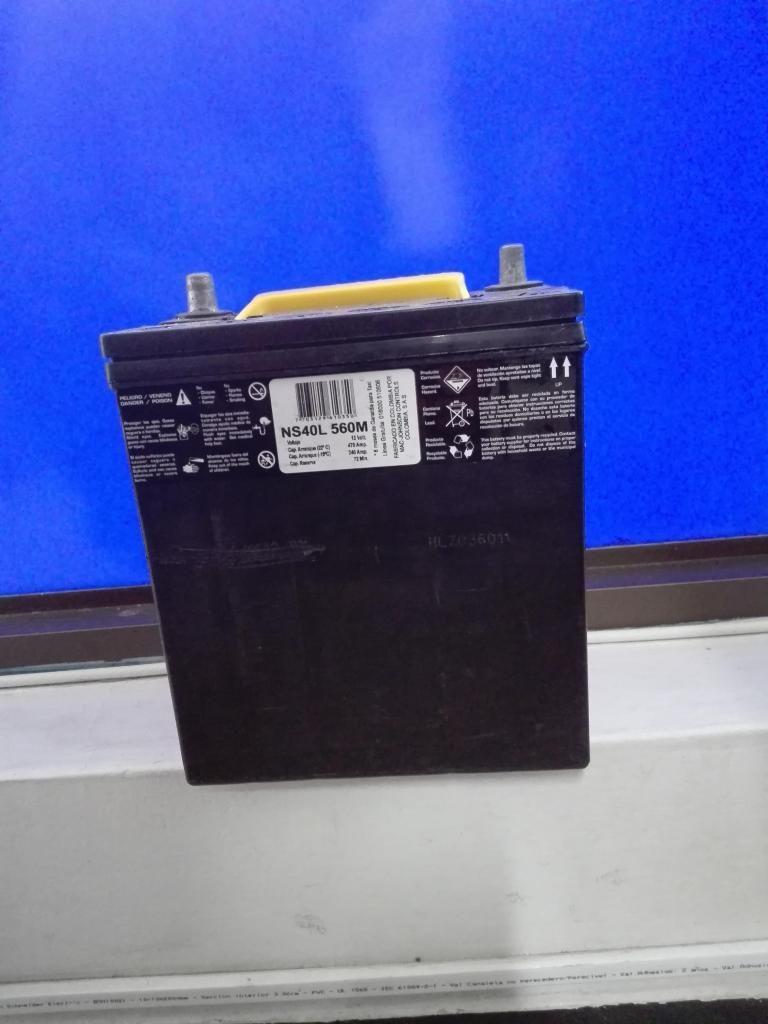 bateria para carro spark hyundai i10 hafei bogota
