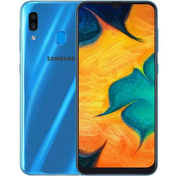 <strong>samsung</strong> Galaxy A30 32gb, Libres de Fábrica, Nuevos con GARANTÍA