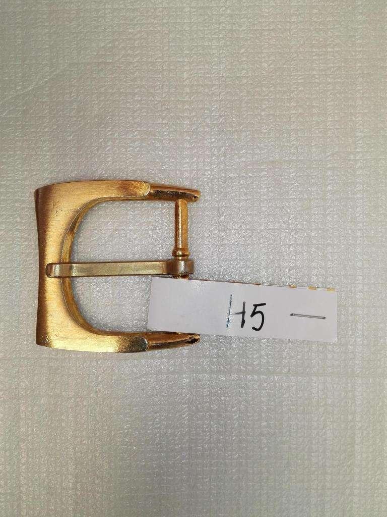 Hebillas para Cinturones codigo H5 Por Lote, Gran Oferta