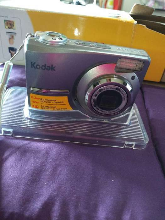 Vendo Kodak C813 - No Permuto