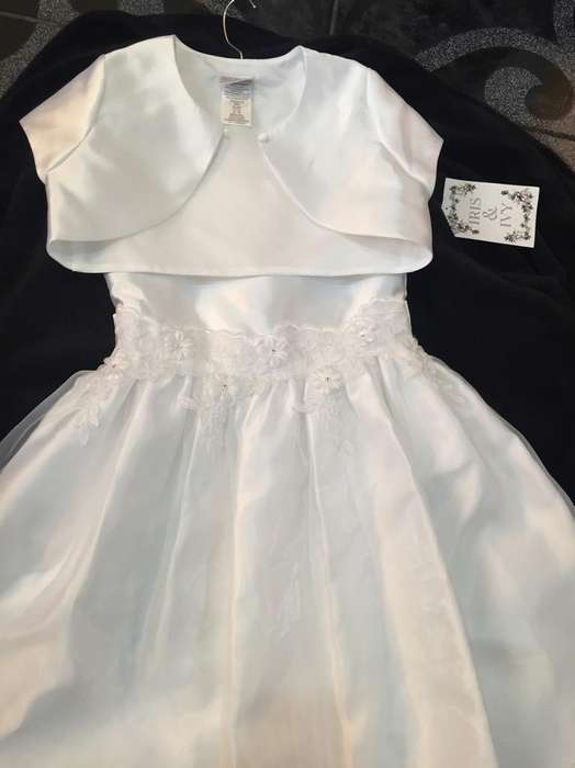 Vestido de Niña con Bolero