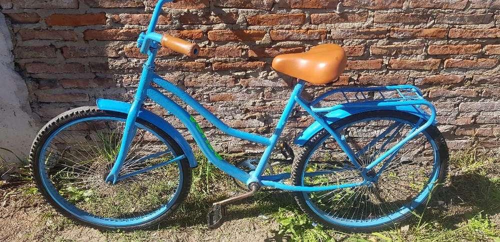 Vendo Bicicleta de Dama Funcionando