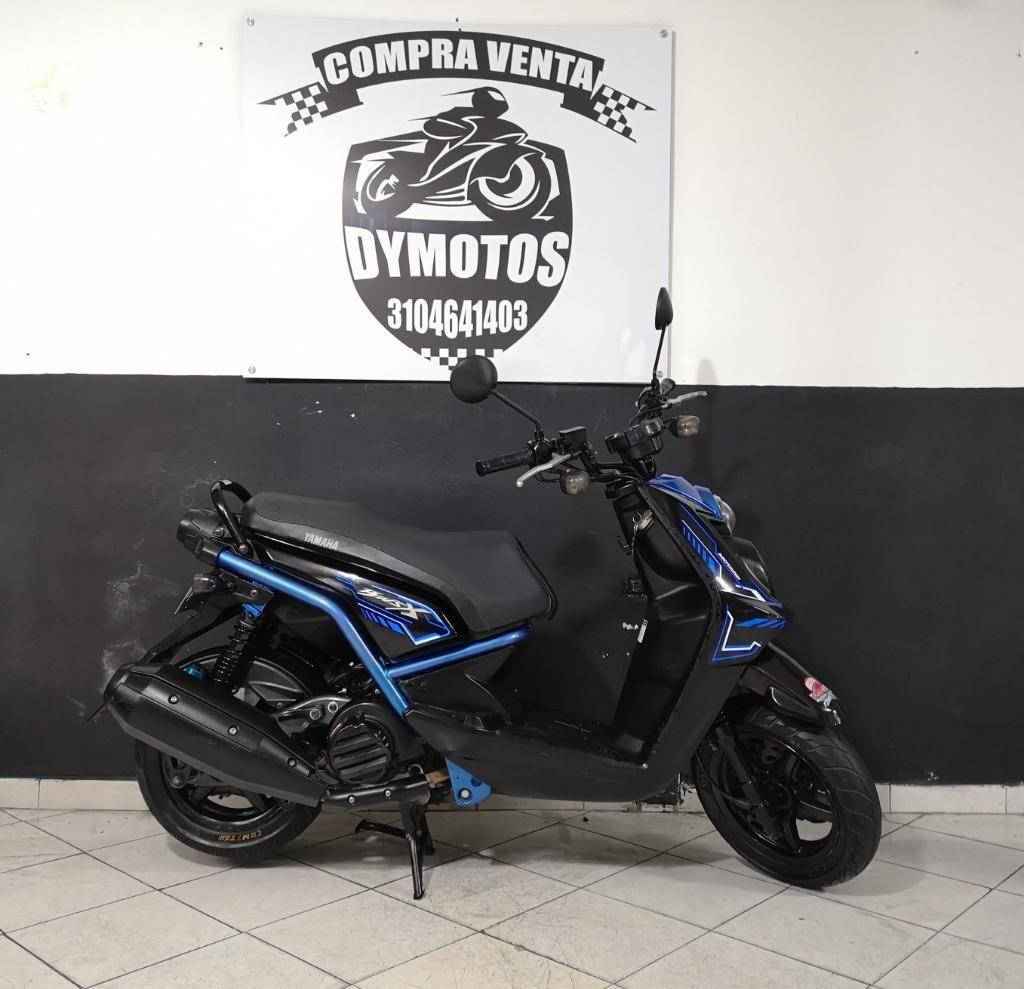 Yamaha Bws X 125 2016