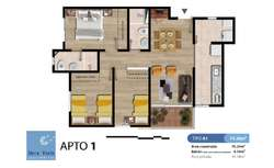 Venta Apartamentos SIERRA VIENTO PEREIRA en planos - wasi_828223