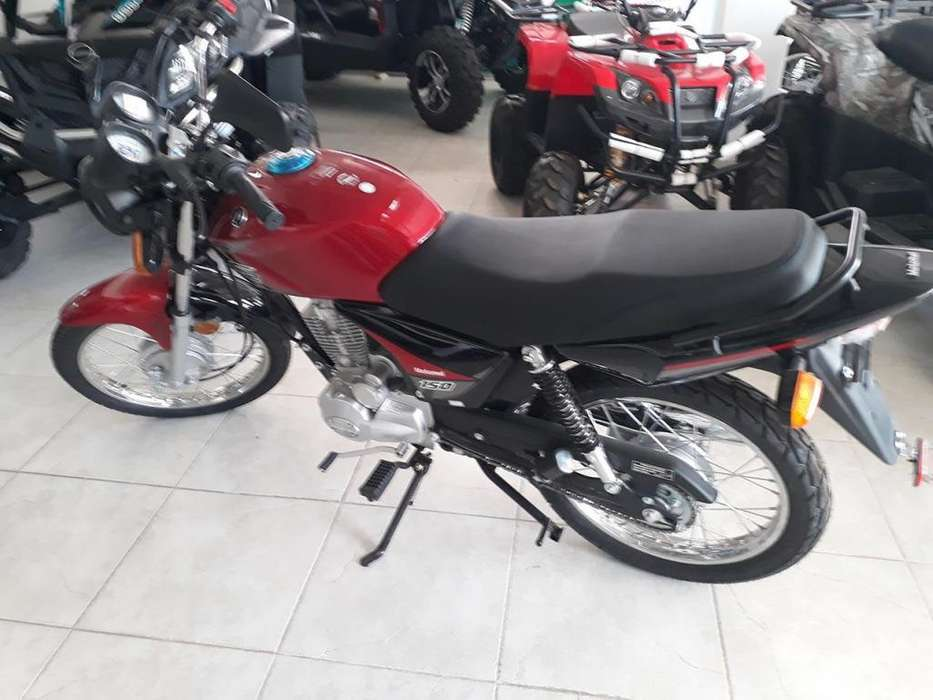 Motomel CG 150 S2 Base C/Disco
