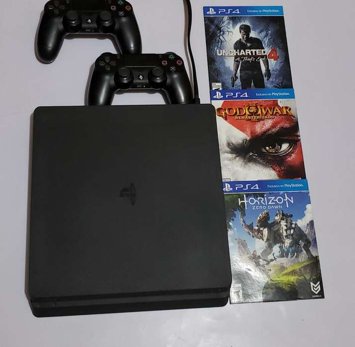 Combo Playstation 4 Y Tv Aoc de 32