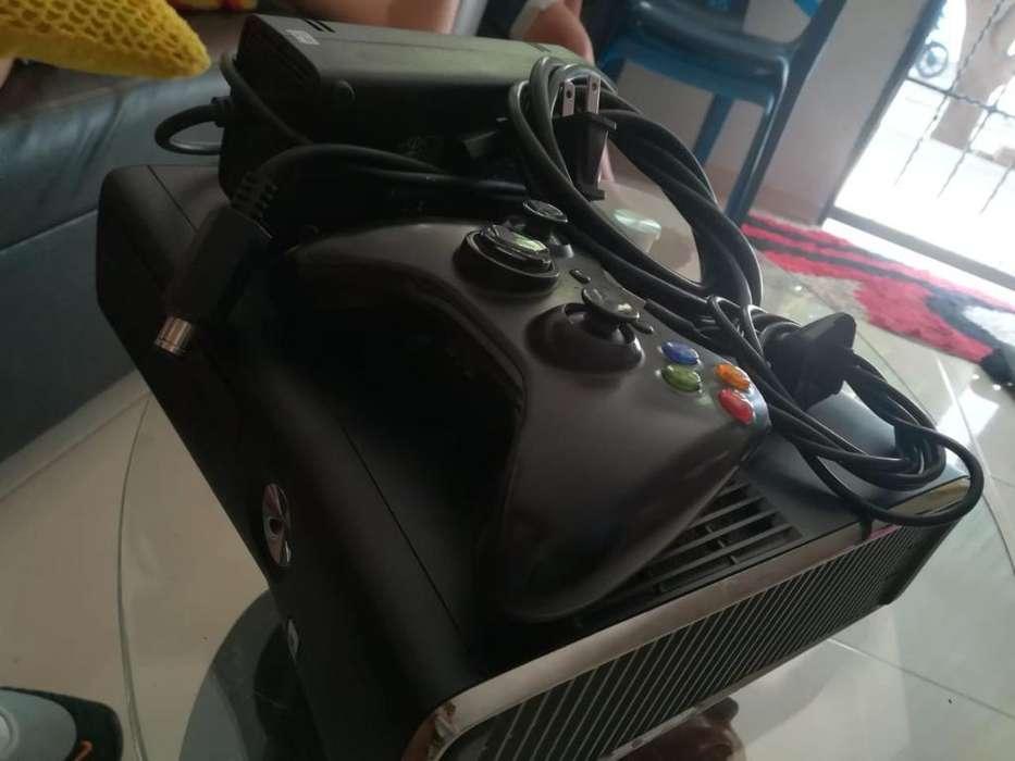 Xbox 360 120 Juegos en Dico Duro