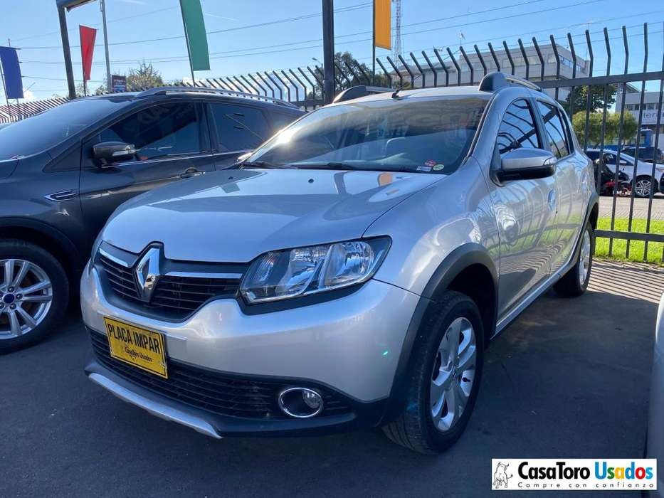 Renault Sandero Stepway 2018 - 26927 km