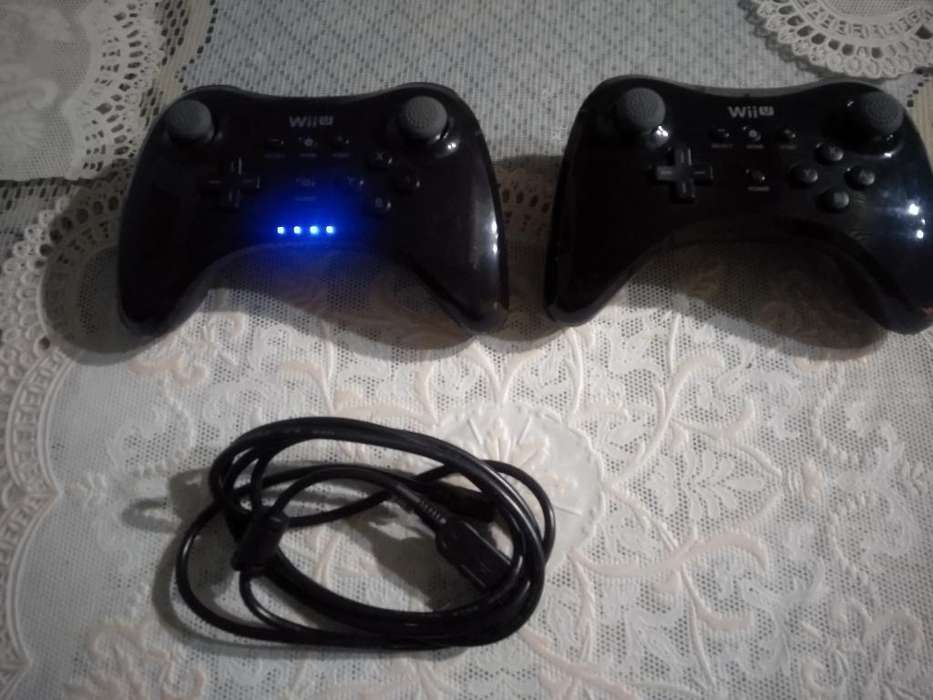 Control Wii U Pro