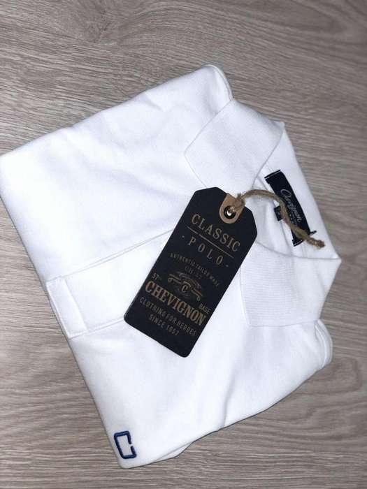Camisetas Chevignon