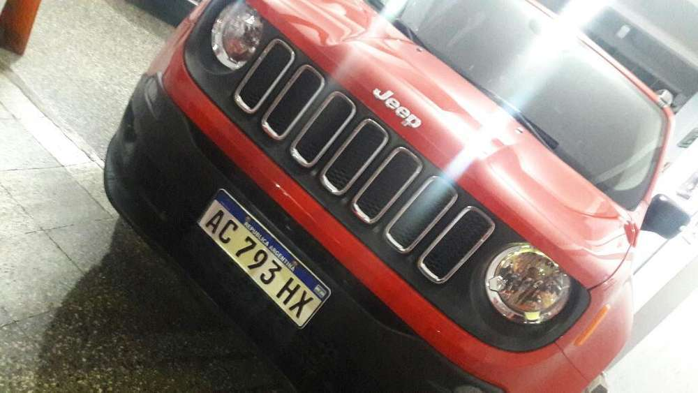 JEEP Renegade 2018 - 3000 km